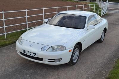Lot 308 - 1994 Toyota/Lexus Soarer SC400