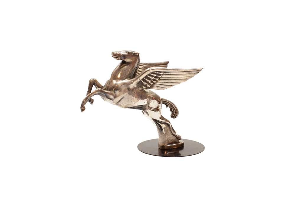 Lot 103 - Leaping Pegasus Accessory Mascot