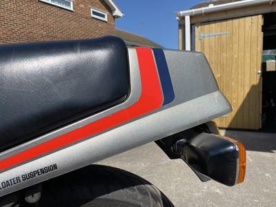 Lot 1983 Suzuki XN85 Turbo