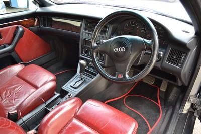 Lot 310 - 1999 Audi Cabriolet 2.8 V6