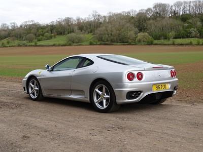 Lot 59 - 2000 Ferrari 360 Modena