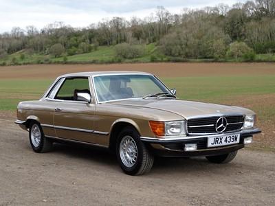 Lot 85 - 1981 Mercedes-Benz 280 SLC