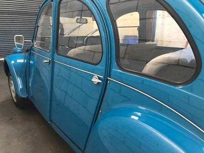 Lot 322 - 1985 Citroen 2CV Special