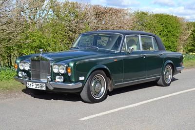 Lot 318 - 1976 Rolls-Royce Silver Shadow