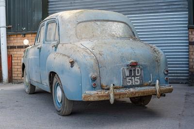 Lot 315 - 1955 Standard 10 Saloon