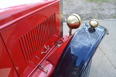 Lot 311 - 1928 Morris Oxford 'Flatnose' Tourer