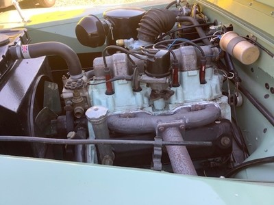 Lot 100 - 1950 Land Rover Series 1
