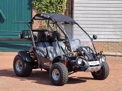Lot 2010 PGO Bug Rider BR-150