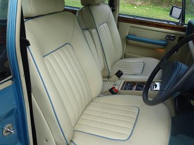 Lot 5 - 1991 Rolls-Royce Silver Spirit II
