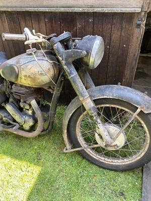 Lot 1952 Norton Big 4