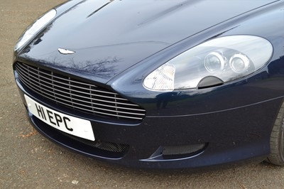 Lot 350 - 2007 Aston Martin DB9