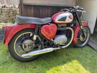 Lot 1965 BSA A 65