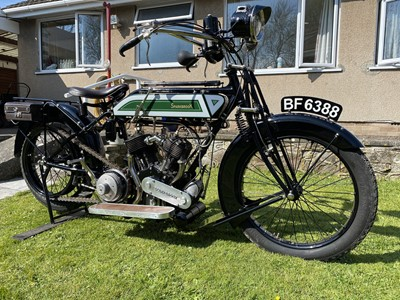 Lot 1914 Sparkbrook Vee Twin
