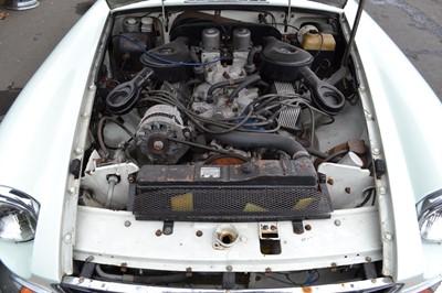 Lot 317 - 1974 MG B GT V8