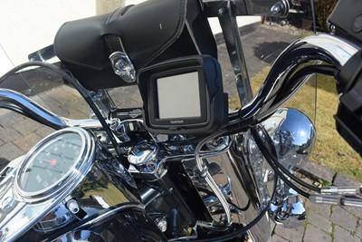 Lot 1993 Harley Davidson