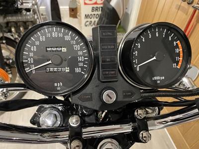 Lot 1976 Kawasaki Z1 900
