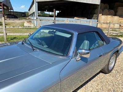 Lot 319 - 1993 Jaguar XJS