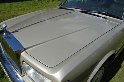 Lot 324 - 1986 Rolls-Royce Silver Spirit