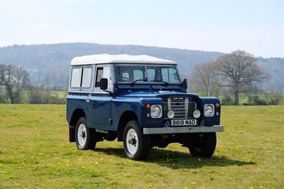 Lot 325 - 1984 Land Rover Series 3 SWB
