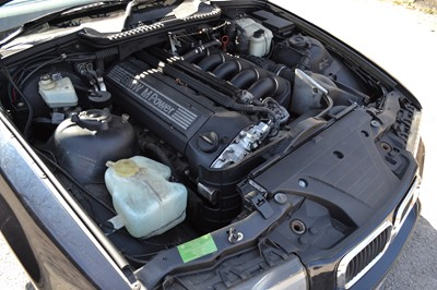 Lot 336 - 1999 BMW M3 Evolution Convertible