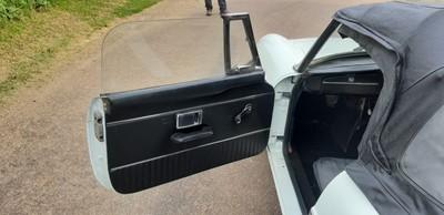 Lot 357 - 1976 MG B Roadster