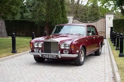 Lot 46 - 1975 Rolls Royce Silver Shadow 1