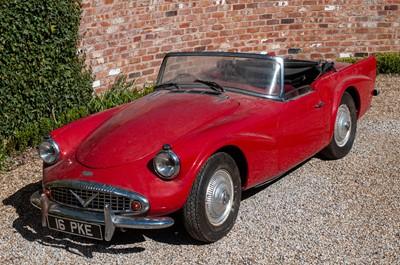Lot 1961 Daimler SP250 Dart