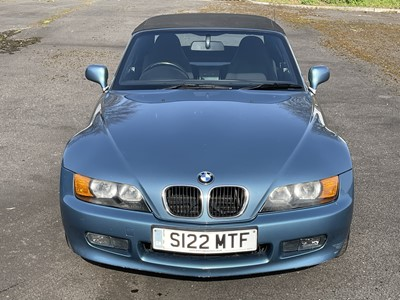 Lot 302 - 1998 BMW Z3 Roadster