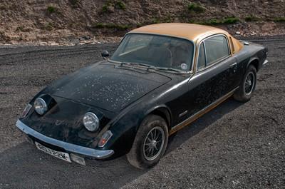 Lot 1 - 1973 Lotus Elan +2 130S/5 'John Player Special'
