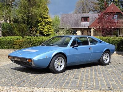 Lot 73 - 1975 Ferrari 'Dino' 208 GT4