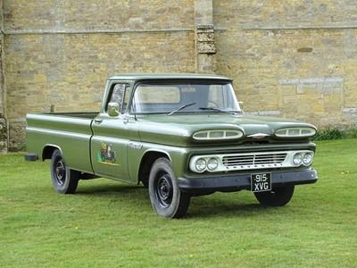 Lot 16 - 1960 Chevrolet C20 Apache