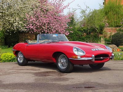 Lot 72 - 1965 Jaguar E-Type 4.2