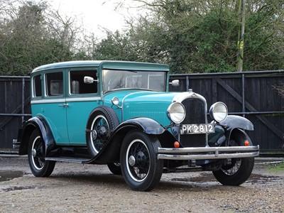 Lot 70 - 1928 Marmon Model 68 Sedan