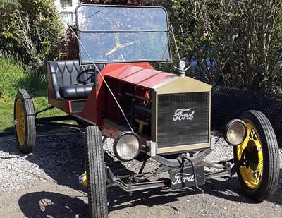 Lot 49 - 1919 Ford Model T Speedster