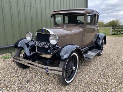 Lot 27 - 1929 Ford Model A