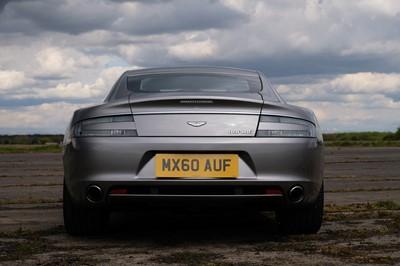 Lot 368 - 2010 Aston Martin Rapide V12