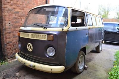 Lot 332 - 1973 Volkswagen Type 2 (T2) 'Day Bus'