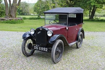 Lot 66 - 1930 Austin Seven Chummy