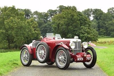 Lot 86 - 1935 MG PB 'Midget'