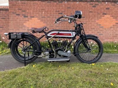Lot c.1912 Sparkbrook 8HP Vee Twin