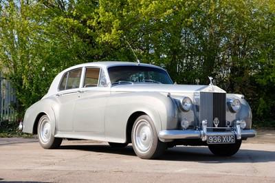 Lot 90 - 1956 Rolls-Royce Silver Cloud