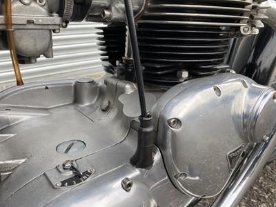 Lot 12 - 1967 Triumph Tiger 90