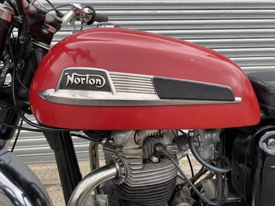 Lot 9 - 1967 Norton Atlas