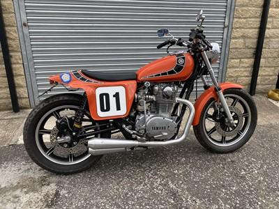 Lot 19 - 1979 Yamaha XS 650cc