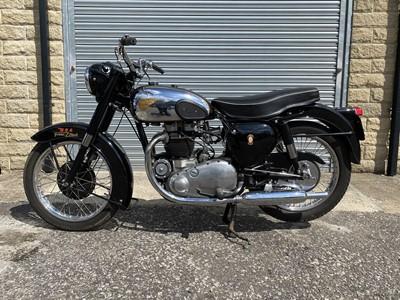 Lot 2 - 1968 BSA A10 Gold Flash