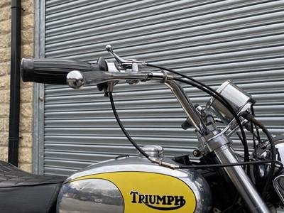 Lot 7 - 1973 Triumph Adventurer