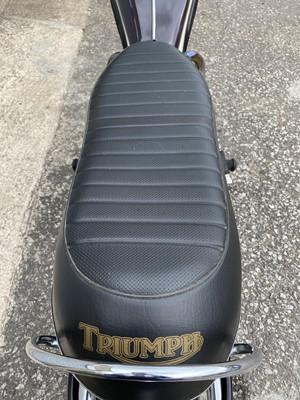 Lot 14 - 1967 Triumph Bonneville T120