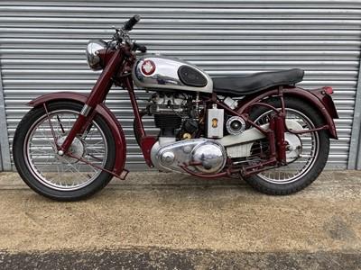 Lot 15 - 1953 BSA B31