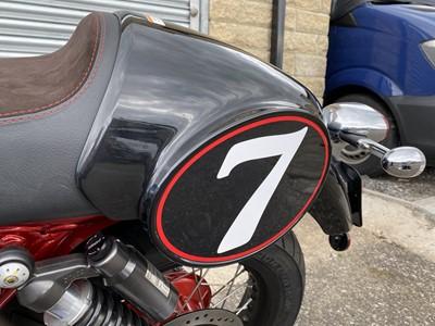 Lot 16 - c.2014 Moto Guzzi V7 Racer