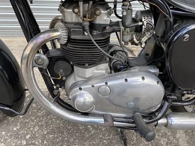 Lot 18 - 1957 BSA A10 Flash